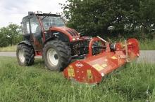 KUHN BKE REV front- eller bagmonteret mulchmaskine