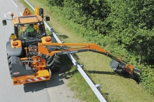 KUHN Pro Longer GII hegns- og rabatklipper