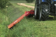 KUHN Spring Longer rabatklipper