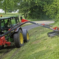 KUHN Agri Longer hegns- og rabatklipper