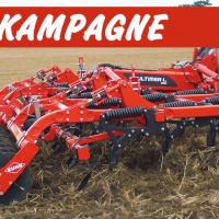 KUHN Cultimer L 500 R kampagne
