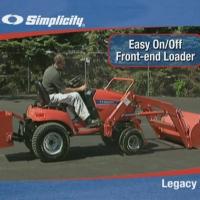 Simplicity Legacy XL video