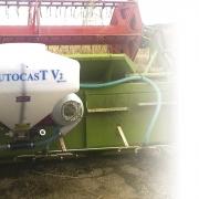 Techneat Autocast V2 frøsåmaskine