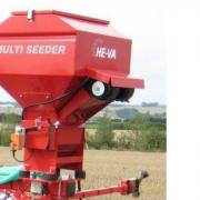 HE-VA Multi-Seeder såmaskine