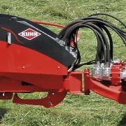 KUHN GA 13131 rive svinghoved hydraulisk træk