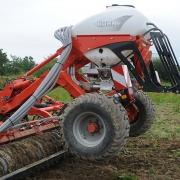 KUHN SH 600 frøsåmaskine på Cultimer L