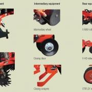 KUHN Maxima 3 - stor udvalg af udstyr sikrer individuel tilpasning