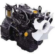 Yanmar 2-cylindret motor