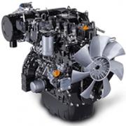 Yanmar 4-cylindret motor